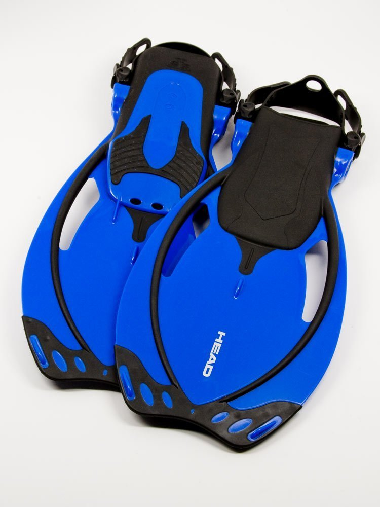 Mares Allegra Junior Adjustable Snorkeling Fins for Kids Large (1-4))