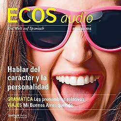 ECOS audio - Hablar del carácter y la personalidad. 2/2015