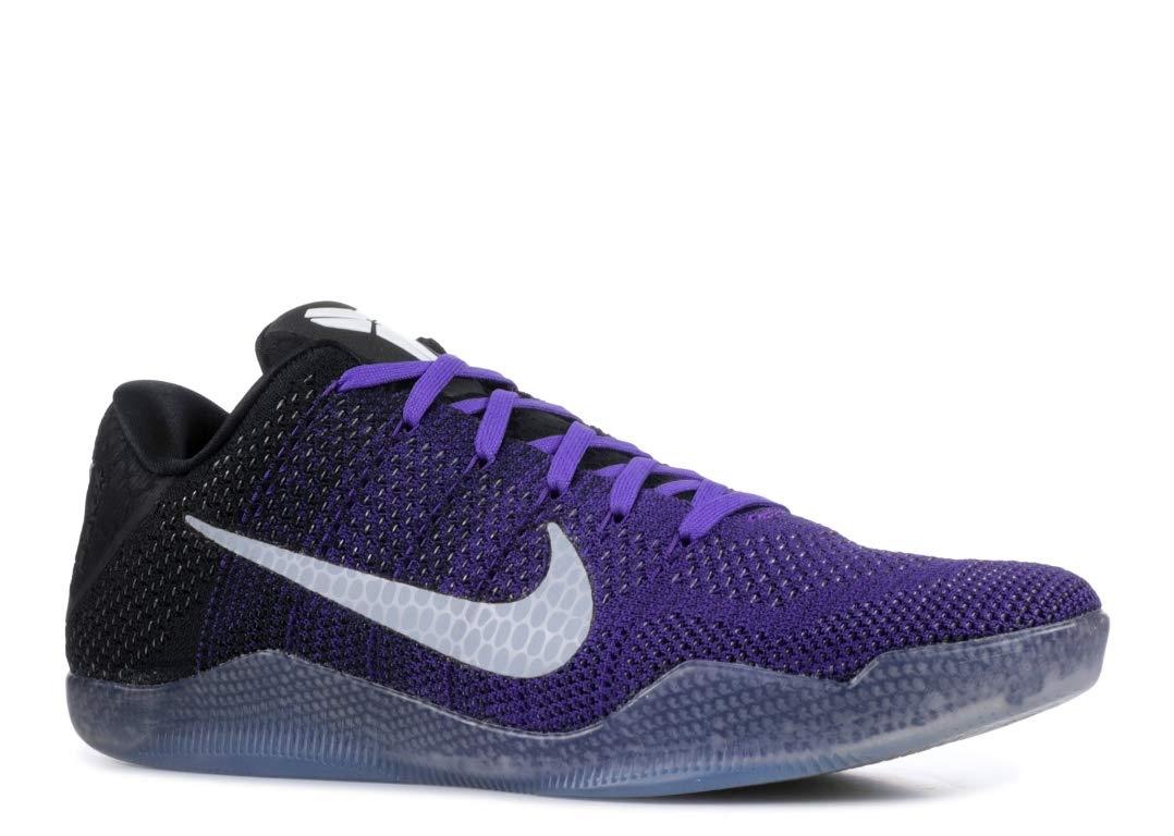 sports shoes d3b35 ad9c7 Galleon - Nike Men s Kobe XI Elite Low (10.5, Eulogy-Hyper Grape White-Black -University GLD)