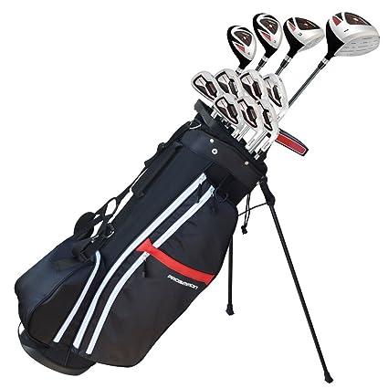 4e3d04f6543d Amazon.com   Prosimmon Golf X9 V2 Mens Graphite Hybrid Club Set ...