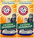 ARM & HAMMER Cat Litter Deodorizer With Activated