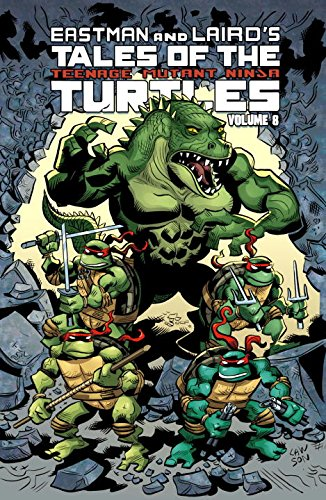 Tales Of The Teenage Mutant Ninja Turtles Volume 8