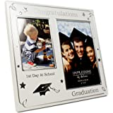 First Day at School/Graduation Photo Frame by Juliana