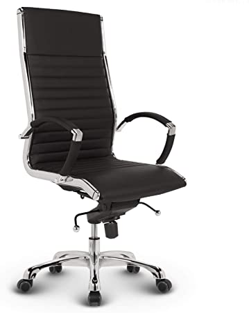 1stuff® Profi Rollhocker Squash XL - 40cm Sitzbreite - bis 180kg - Höhe bis ca. 73cm - Arzthocker Arbeitshocker Bürohocker Praxishocker Drehhocker (Lederimitat pink)