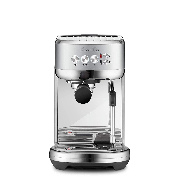 Amazon.com: Breville Bambino Plus BES500 - Cafetera espresso ...