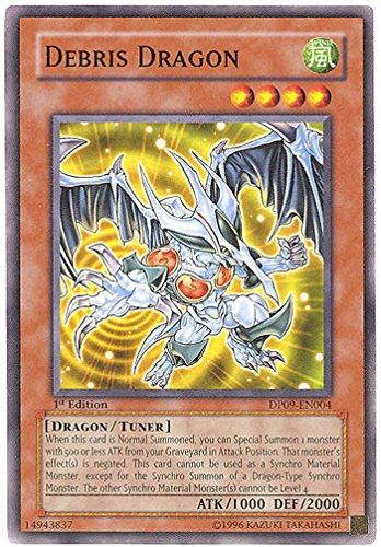 Yu-Gi-Oh! - Debris Dragon (DP09-EN004) - Duelist Pack 9 Yusei Fudo 2 - Unlimited Edition - Common