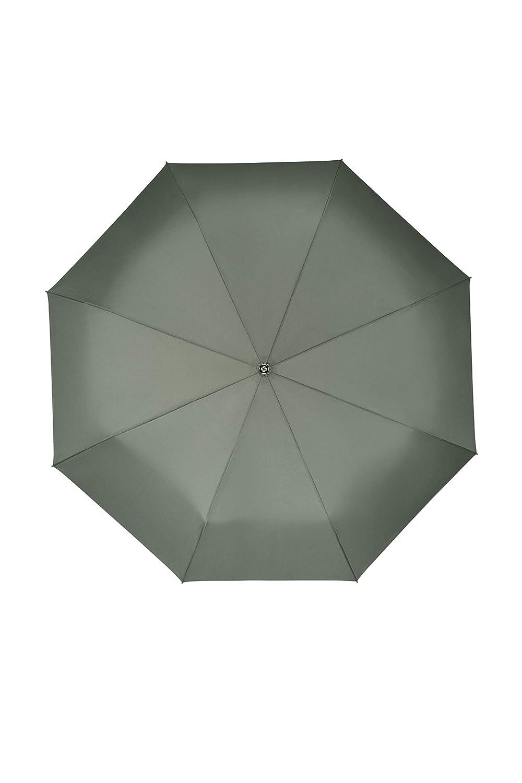 3 Section Auto Open Close Parapluie Pliant 28 cm Black Noir SAMSONITE Rain Pro