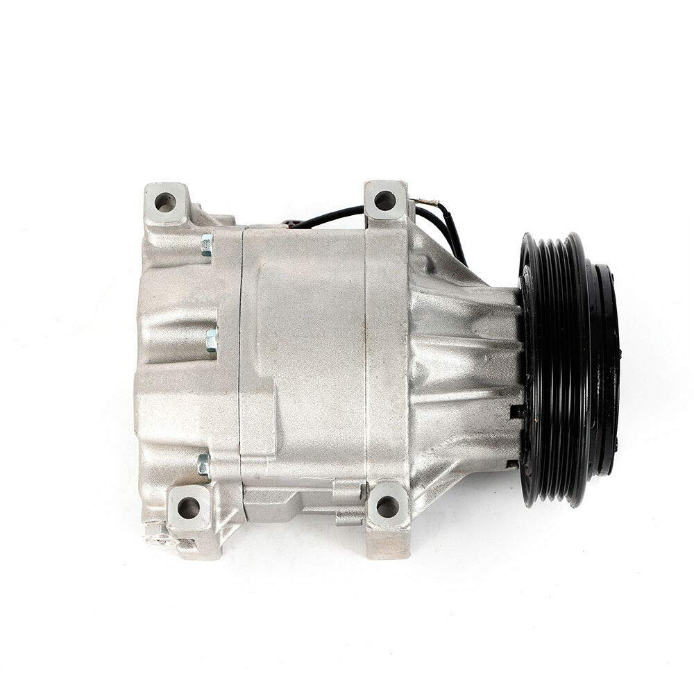 HYYKJ AC A//C Air Conditioner Compressor with Clutch Fits for Toyota-Echo 1.5L 2000-2005