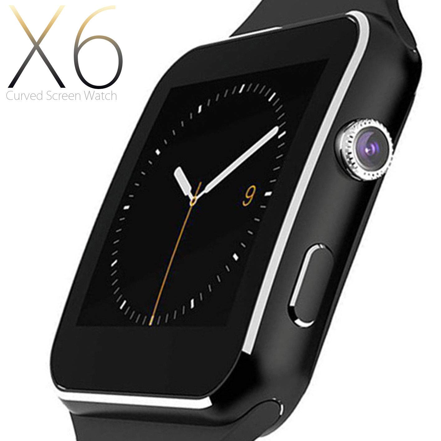 Pcjob Smartwatch Android, Reloj Inteligente con SIM Card ...