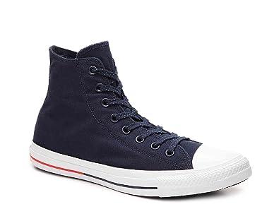 9d89f2729395 Converse Mens Chuck Taylor All Star Hi Top Fashion Sneaker Shoe