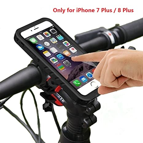 custodia bici iphone 8
