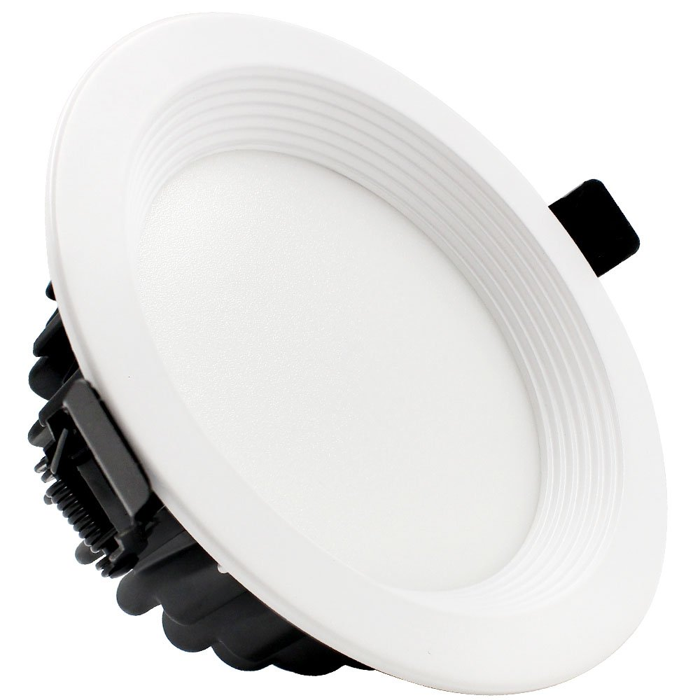 15W 5-Inch Dimmable LED Retrofit Recessed Light 100W Halogen ...