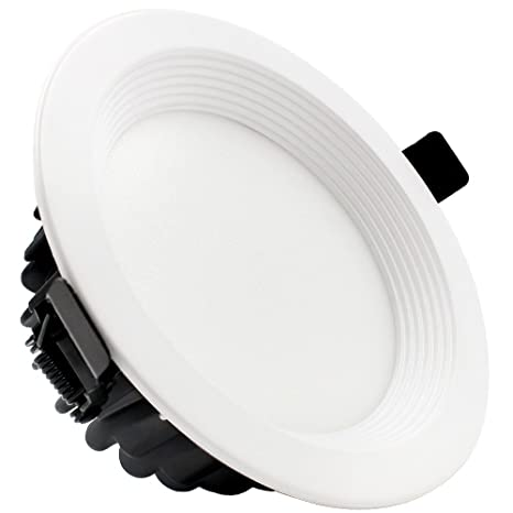 Torchstar 15w 5 Inch Dimmable Led Retrofit Recessed Light 100w