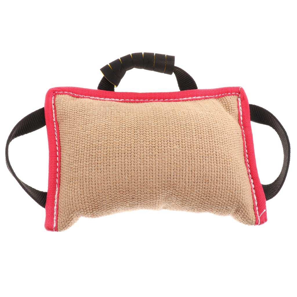 Dog Training Pillow Perfect for Medium and Big Dogs Biting Pit Bull,Belgian Malinois by Flameer