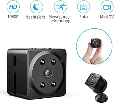 140° Weitwinkel lens Full-HD 1080P Wifi Wlan IP-Kamera Überwachungskamera Webcam