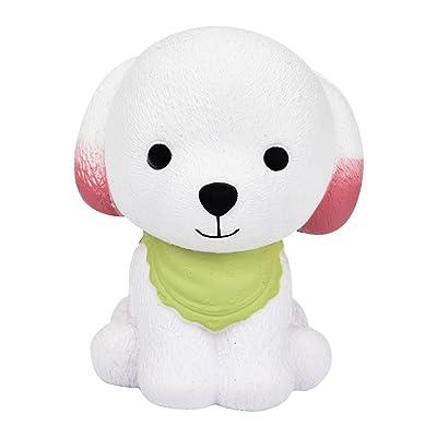 JiaMeng Juguetes de descompresión 2019,Beautiful Color Cloud Slime Squishy Putty Estrés perfumado Kids Clay Toy Squishy Slow Rising Squeeze Toys (J): Ropa y accesorios