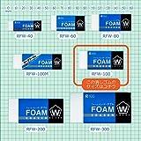 Sakura Color Foam Eraser W 5P RFW100-5P