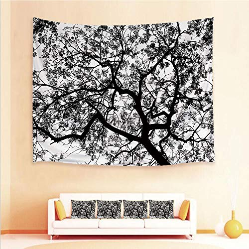 iPrint 1pcs Hanging Tapestry and 4pcs Pillow case,Wall