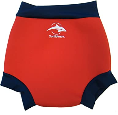Essential Baby Swimwear for swimming lessons Konfidence Neonappy Swim Nappy