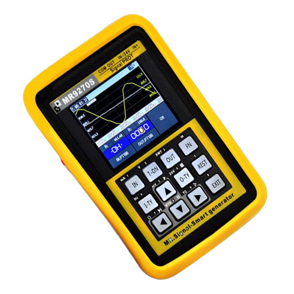 F Fityle 4-20mA MR9270S PID MODBUS Paperless Recorder 4 IN 1 Signal Generator Calibration
