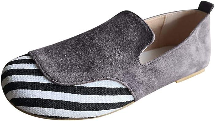 Casual Single Shoe Walking Flats