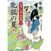 牝狐の夏 夜逃げ若殿 捕物噺 : 11 (二見時代小説文庫) | 聖 龍人 | 日本の小説・文芸 | Kindleストア | Amazon