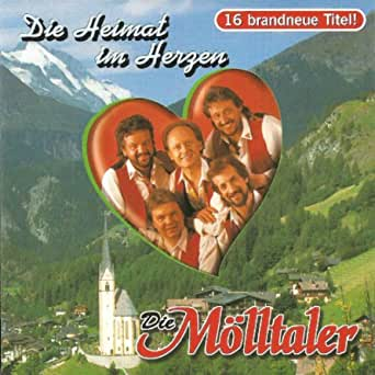Die Heimat Im Herzen By Die Fidelen Molltaler On Amazon Music Amazon Com