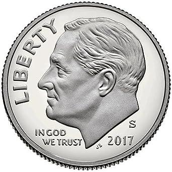 2009-S Roosevelt Silver Proof Dime Gem Cameo