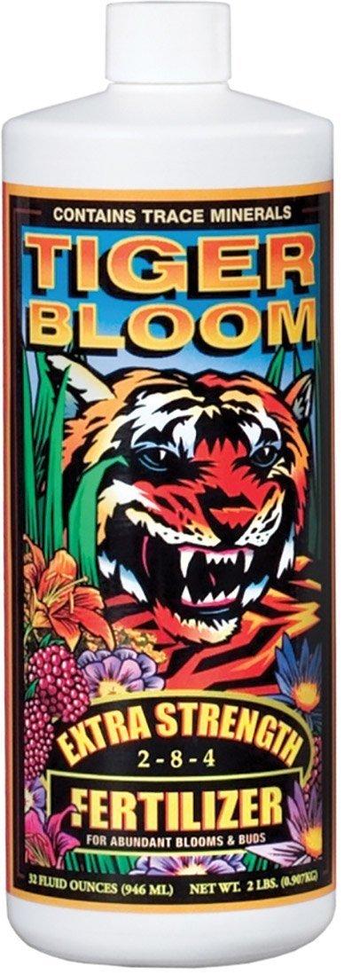 Advanced Nutrition Fox Farm - Tiger Bloom 473ml Big Buds Bloom Boost - Hydroponics
