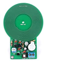 ACAMPTAR Icstation Detector de Metales Simple Inferior A