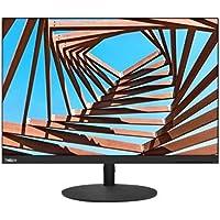 "Lenovo ThinkVision T24i-19 23.8"" FHD IPS - Monitor 4 ms VGA + HDMI 1.4 + DP 1.2, 3 lados sin bordes, Regulable en altura…"