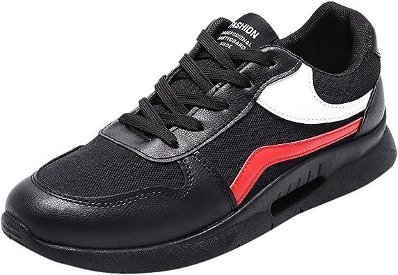 Zapatillas de Deportes Hombre Mujer Zapatos Deportivos Running Zapatillas para Correr Calzado Sneakers Gimnasio Casual Calzado Asfalto Zapatillas de Malla Zapatos Deportivo Ligero Respirable Jodier: Amazon.es: Zapatos y complementos