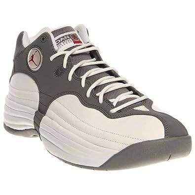 447a50820dae4 NIKE Jordan Jumpman Team I White Cool Grey (644938-105)