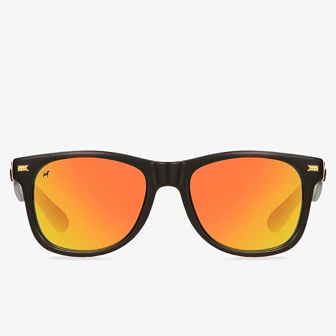 Gafas Sol Negras Hargus (Talla: T.U.): Amazon.es: Deportes y ...