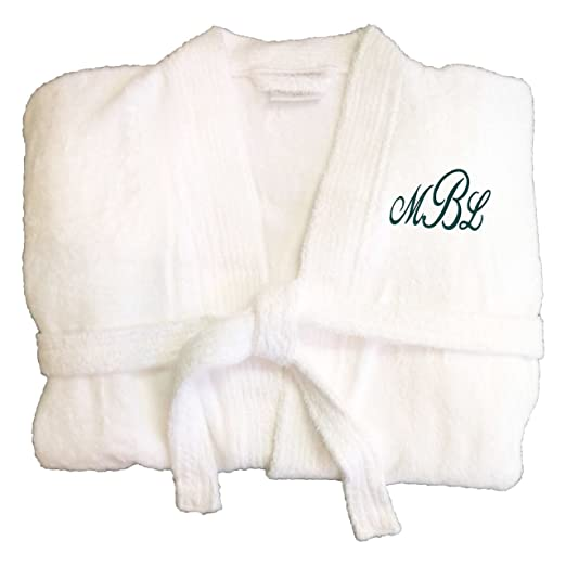 Key Your Spirit KYS Personalized Embroidered Terry Robe at Amazon ... ba97daf45