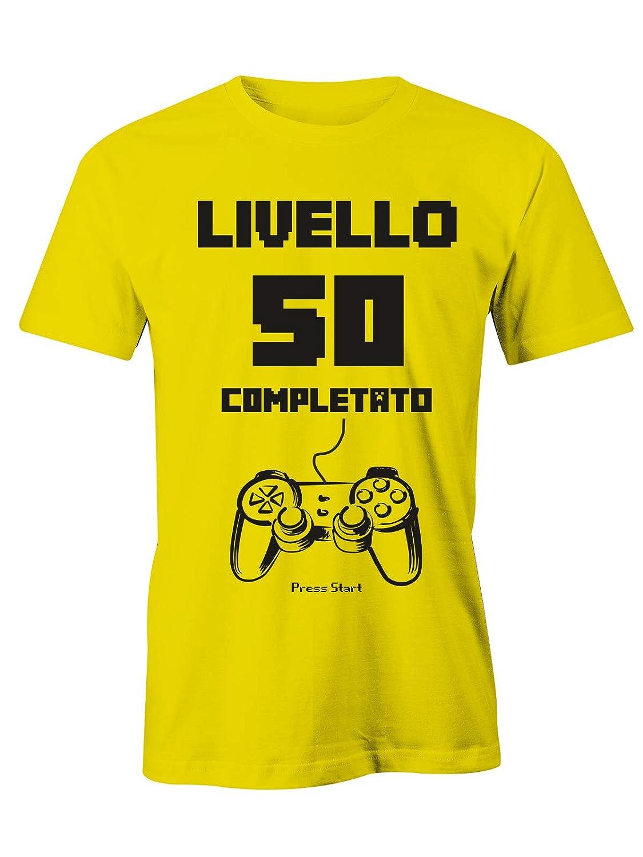Puzzletee - Camiseta para Regalo de cumpleaños de 50 años ...