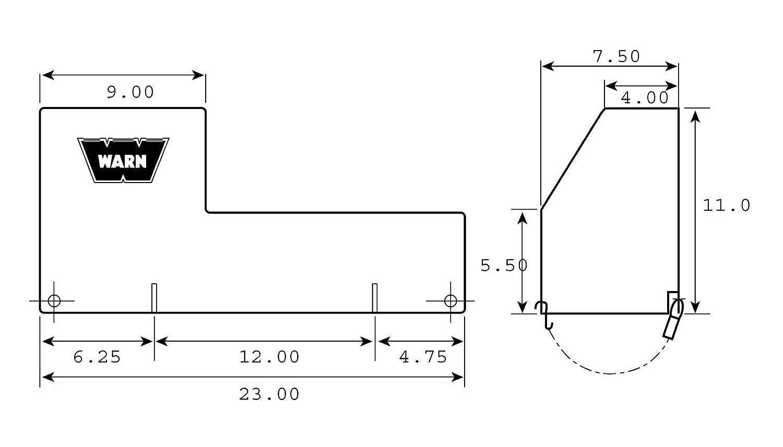Warn 1700 Winch Wiring Warn 1700 Winch Parts • Googlea4.com  Warn Winch Wiring Diagram on