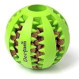 Dog Toy Ball, Gioco per cani, atossico, resistenti ai morsi, gioco di addestramento, ideale per la pulizia dei denti