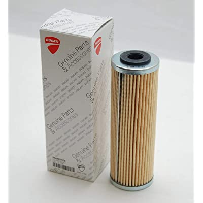 Ducati OEM Oil Filter For 899 Panigale 444400312B: Automotive