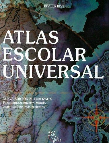Atlas Escolar Universal (Spanish Edition) Text fb2 ebook
