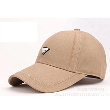 ef5395d91a0 Image Unavailable. Image not available for. Color  Gaojuan 2018 Men s Hats  Cotton Duck Tongue Cap Spring and Autumn ...