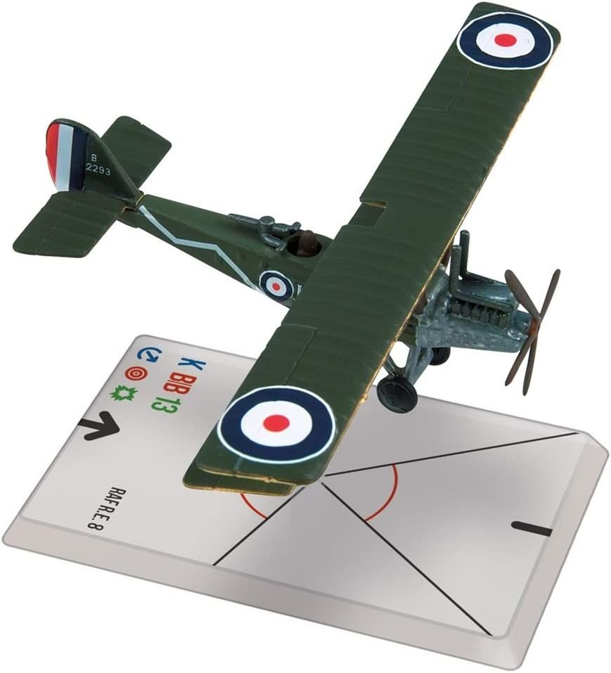 RAF R.E.8 Marsh//MacKay Dempster Wings of Glory WWI