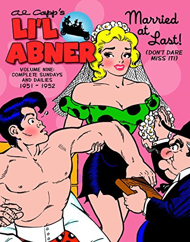 Lil Graphic (Li'l Abner: The Complete Dailies and Color Sundays, Vol. 9: 1951-1952)