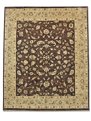 Gold Agra Rectangle Rug - 5