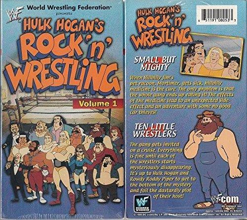 WWF Hulk Hogan s Rock n Wrestling Vol 4 Movie HD free download 720p