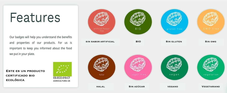Samskara Proteína de Cañamo (50%) BIO, cultivo Ecológica origen UE, cruda - Proteina vegetal Alcalino