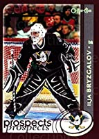 (CI) Ilya Bryzgalov Hockey Card 2002-03 O-Pee-Chee Factory Set (base) 279 Ilya Bryzgalov