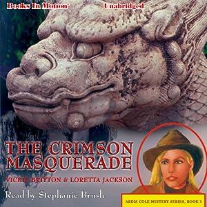 The Crimson Masquerade Audiobook