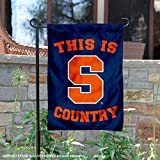 College Flags and Banners Co. Syracuse Orange This is Orange Country Garden Flag