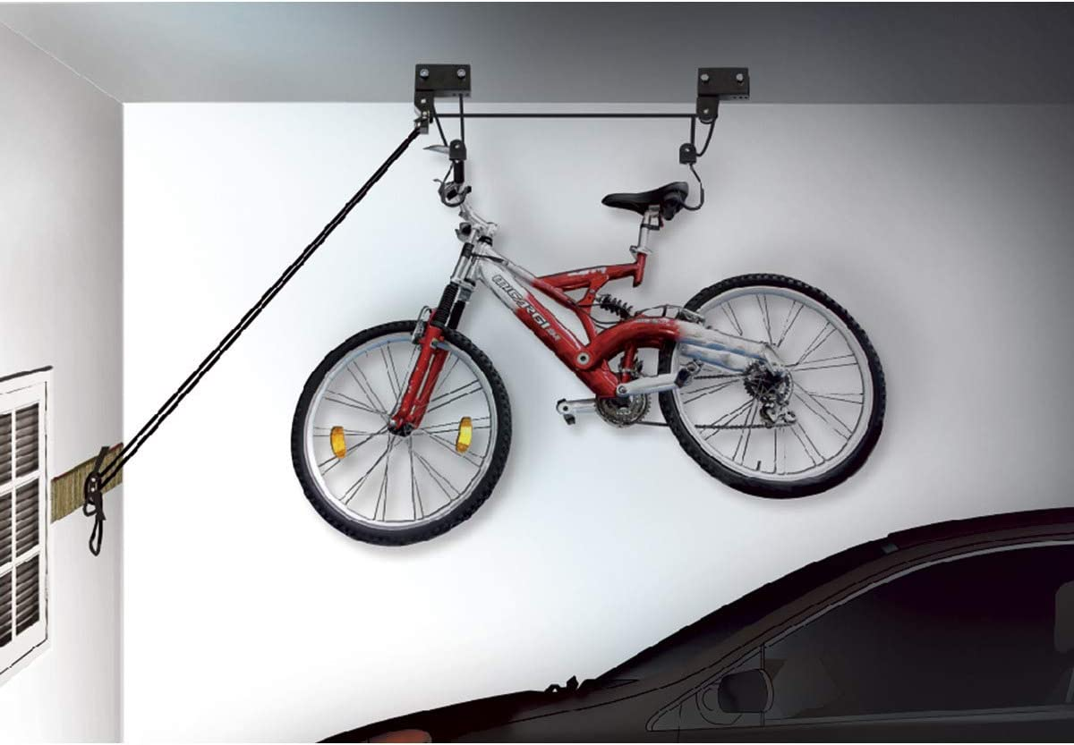 M-Wave Bike Lift Strong Soporte para Bicicleta, Unisex Adulto ...
